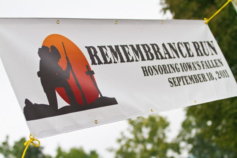 2011 Remembrance Run